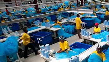 manufacturer in Africa